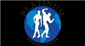 Platinum Fitness Center logo