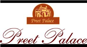 Preet Palace logo
