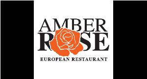 The Amber Rose logo