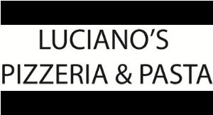 Luciano's Pizzeria & Pasta logo