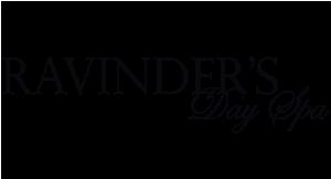 Ravinder's Day Spa logo
