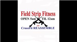 Field Strip Fitness logo