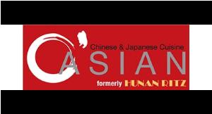 O'asian (Formerly Hunan Ritz) logo