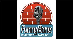 Funny Bone Comedy Club & Restaurant logo