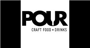 POUR logo