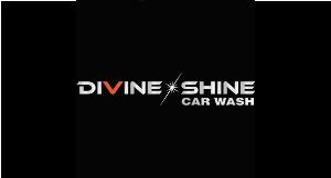 Divine Shine Car Wash logo