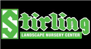 Stirling Landscaping logo