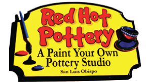 Red Hot Pottery logo
