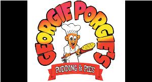 Georgie Porgie's Pudding & Pies logo