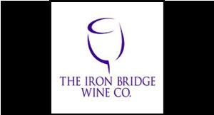 The Iron Bridge Wine Co. logo