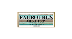 Faubourgs logo