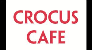 Crocus Cafe logo