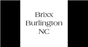 Brixx Burlington NC logo