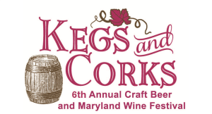 Kegs And Corks Beer & Wine Festival logo