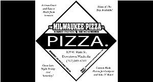 Eb's Milwaukee Pizza Co. logo