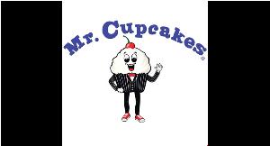 Mr. Cupcakes logo