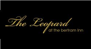 Leopard Restaurant At Bertram Inn logo