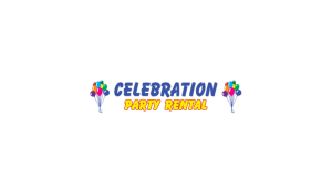 Celebration Party Rental - Party is our Middle Name logo