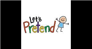 Let's Pretend logo