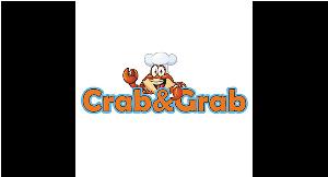 Crab & Grab logo