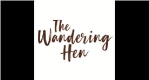 The Wandering Hen logo