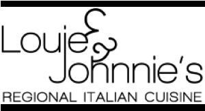 Louie & Johnnie's Regional Italian Cuisine logo