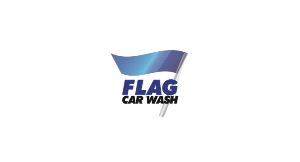 Flag Car Wash logo