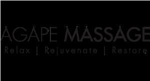 Agape Massage logo