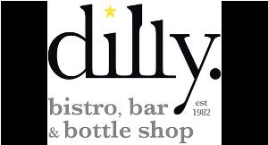 Dilly Bistro, Bar & Bottle Shop logo