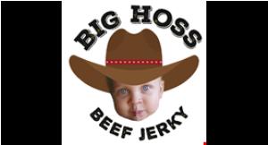 Big Hoss Beef Jerky logo