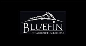 BLUEFIN JAPANESE STEAKHOUSE & SUSHI BAR logo