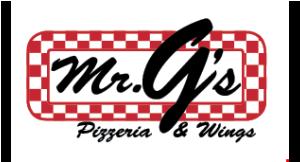 Mr. G's Pizzeria & Wings logo