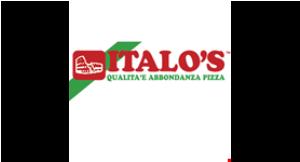 Italo's Qualita'e Abbandanza Pizza logo