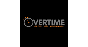 Overtime Bar And Grill logo