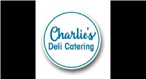 Charlie's Deli Catering logo