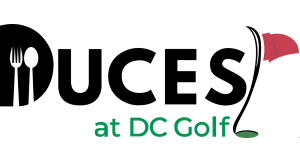 Duces at DC Golf logo