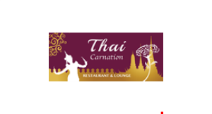 Thai Carnation Restaurant & Lounge logo