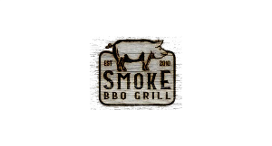 Smoke BBQ Grill logo