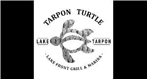 Tarpon Turtle Lake Front Grill & Marina logo