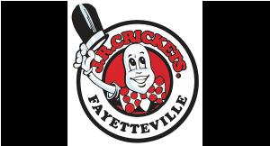 J.R. Crickets - Fayetteville logo