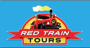 RED TRAINS C/O RIPLEYS ENT. logo