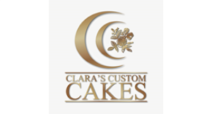 Clara's Custom Cakes logo