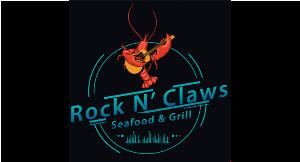 Rock N' Claws logo