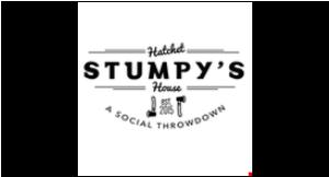 Stumpy's Hatchet House-West Chester logo