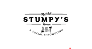 Stumpy's Hatchet House-Columbia logo