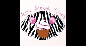 Jen's Sweet Treats logo