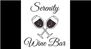 Serenity Wine Cafe logo