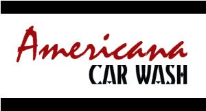 Americana Car Wash logo