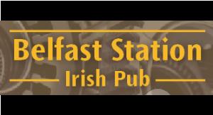 Belfast Station - A Northwoods Irish Pub & Grill logo