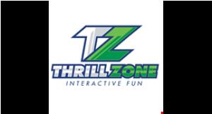 Thrill Zone Interactive Fun logo